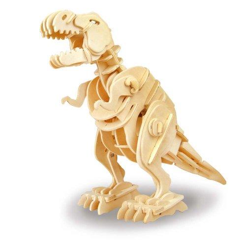 "ROKR ROKR 3D-Holz-Puzzle ""Walking T-Rex"""