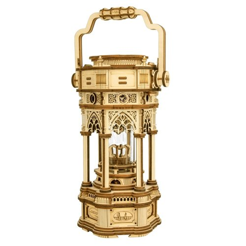 "ROKR ROKR 3D-Holz-Puzzle ""Victorian Lantern"""