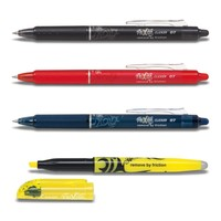 Pilot Pen Pilot Frixion Clicker 0.7 3er-Set + Frixion Light