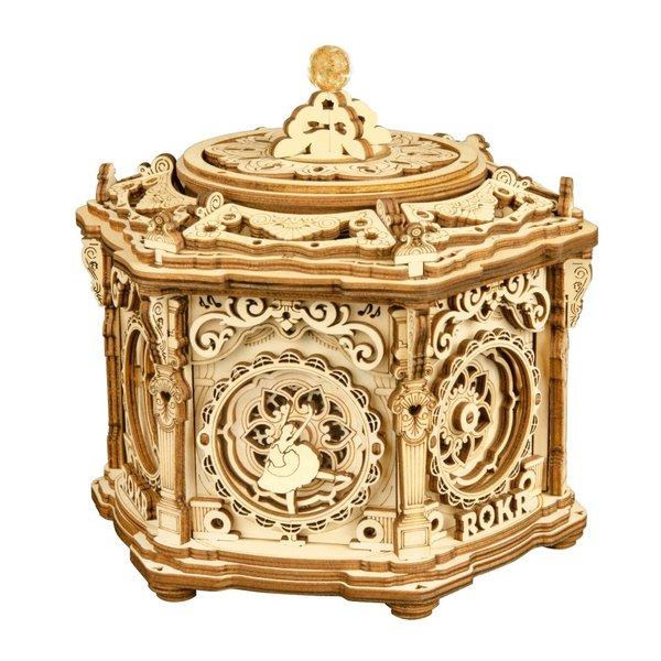 "ROKR ROKR 3D-Holz-Puzzle ""Secret Garden"""