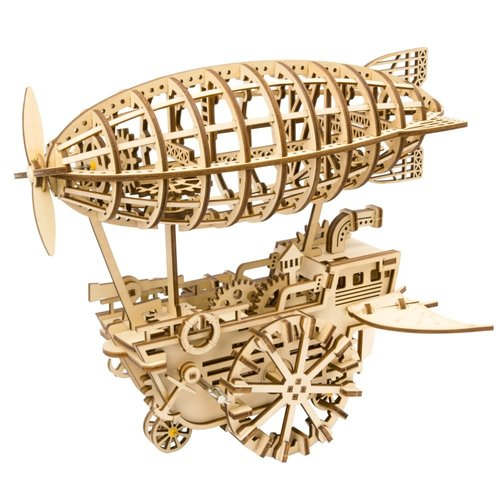 "ROKR ROKR 3D-Holz-Puzzle ""Air Vehicle"""