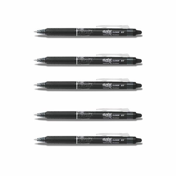 Pilot Pen Pilot Frixion Clicker 0.7 - 5er-Sets