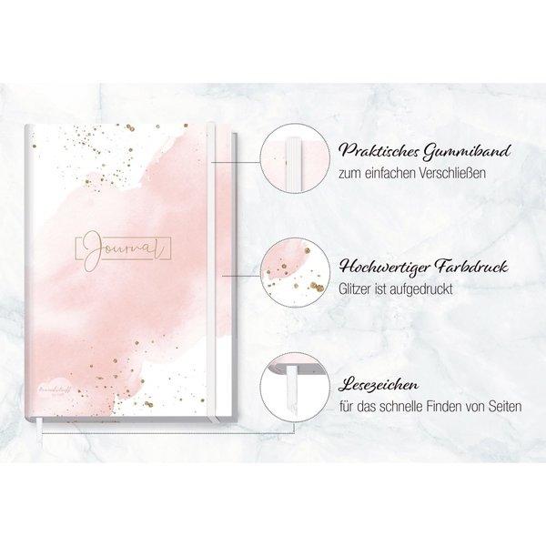 Häfft Verlag Häfft Trendstuff Journal Classic Blush / A5 / gepunktet