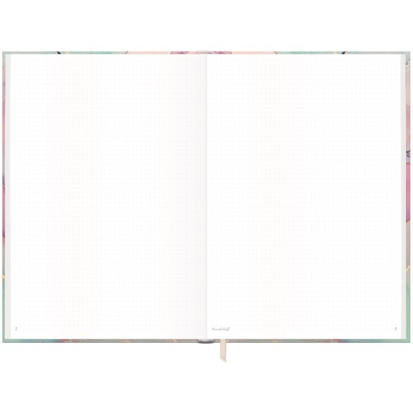 Häfft Verlag Häfft Trendstuff Journal A4+ dotted Silky Pink