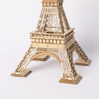 Rolife Rolife 3D-Holz-Puzzle Eiffelturm