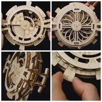 "ROKR ROKR 3D-Puzzle ""Perpetual Calendar"""
