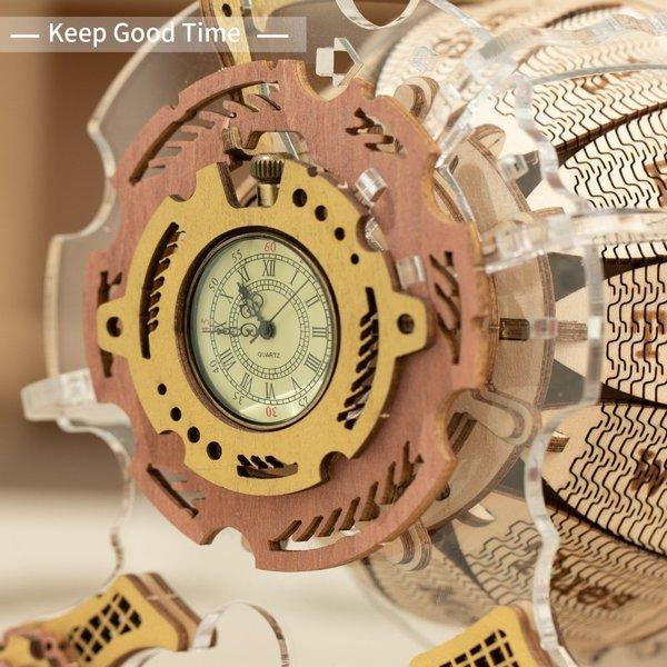 "ROKR ROKR 3D-Puzzle ""Time Engine Calendar"""