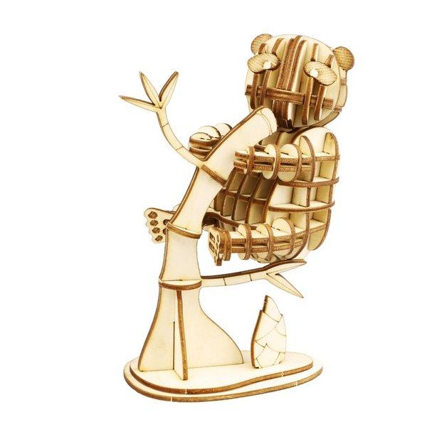 Rolife Rolife 3D-Holz-Puzzle Panda