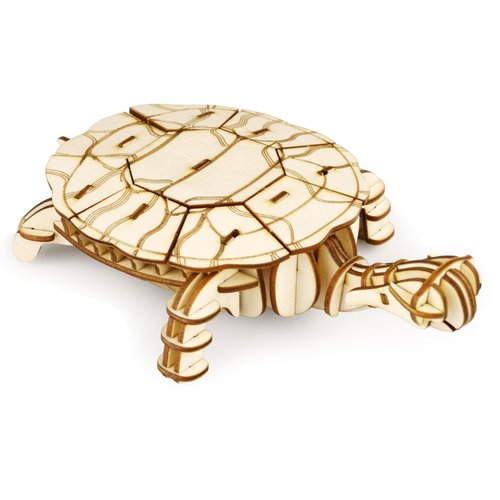 Rolife Rolife 3D-Holz-Puzzle Schildkröte