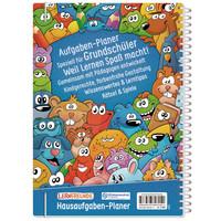Häfft Verlag Häfft Lernfreunde Grundschul-Planer Premium A5 ohne Datumsbindung