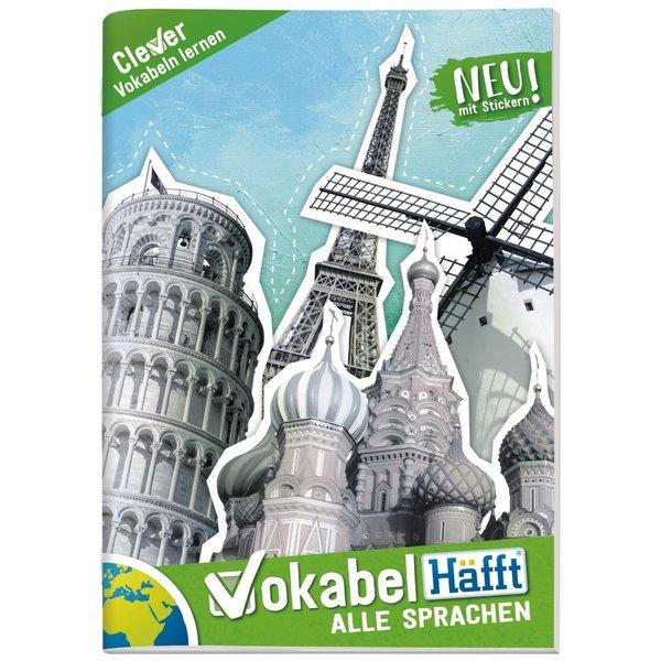 Häfft Verlag Vokabel-Häfft alle Sprachen / A5 / 64 Seiten