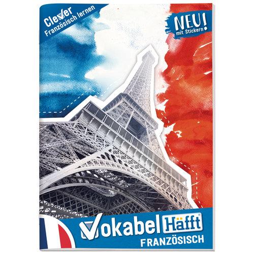 Häfft Verlag Vokabel-Häfft Französisch / A5 / 64 Seiten