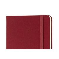 Moleskine Moleskine Notizbuch Two-Go Medium Blanko-Liniert Rot