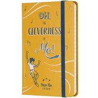 "Moleskine Notizbuch ""Peter Pan"" Hardcover Pocket Gelborange Liniert"