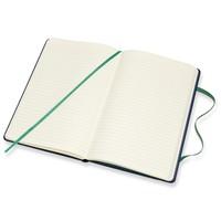 "Moleskine Notizbuch ""Peter Pan"" Hardcover Large Saphirblau Liniert"