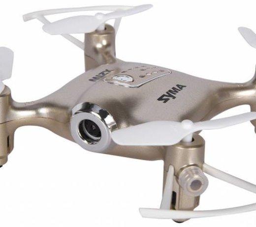 FPV drones (live meekijken)