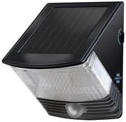 Brennenstuhl Brennenstuhl Solar White 2 LED's Muurlamp IP44 Black