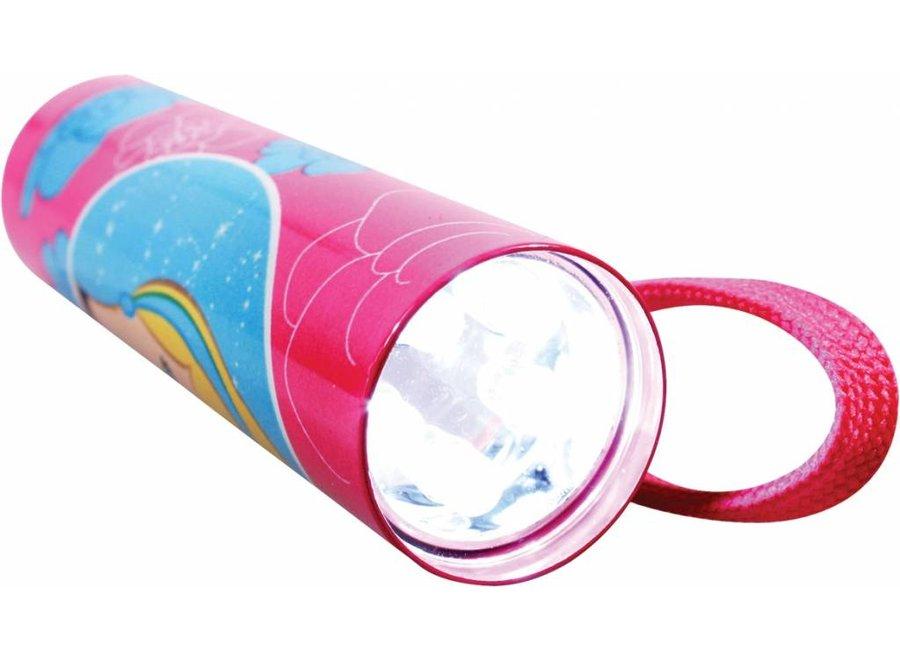 Disney Princess 5 LED's Aluminium Zaklamp
