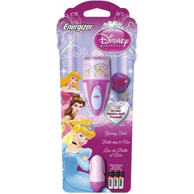 Energizer Disney Princess Purple Glimmende LED Zaklamp