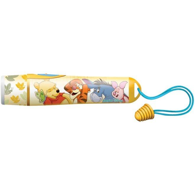 Energizer Disney Winnie The Pooh Yellow Glimmende LED Zaklamp