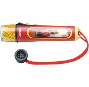 Energizer Energizer Disney Cars Red Glimmende LED Zaklamp
