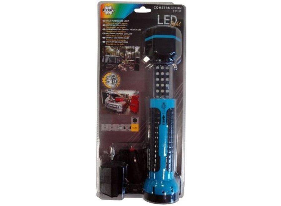Smartwares LED-Lamp multifunctioneel met ingebouwde Accu