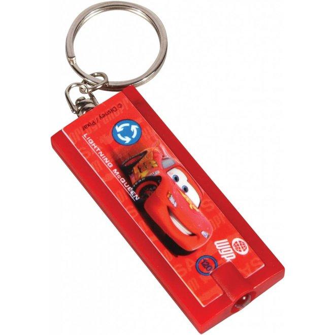 Disney Zeer Felle Mini Cars Zaklamp