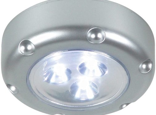 Ranex Ranex Florenz Mini Silver LED Druklamp