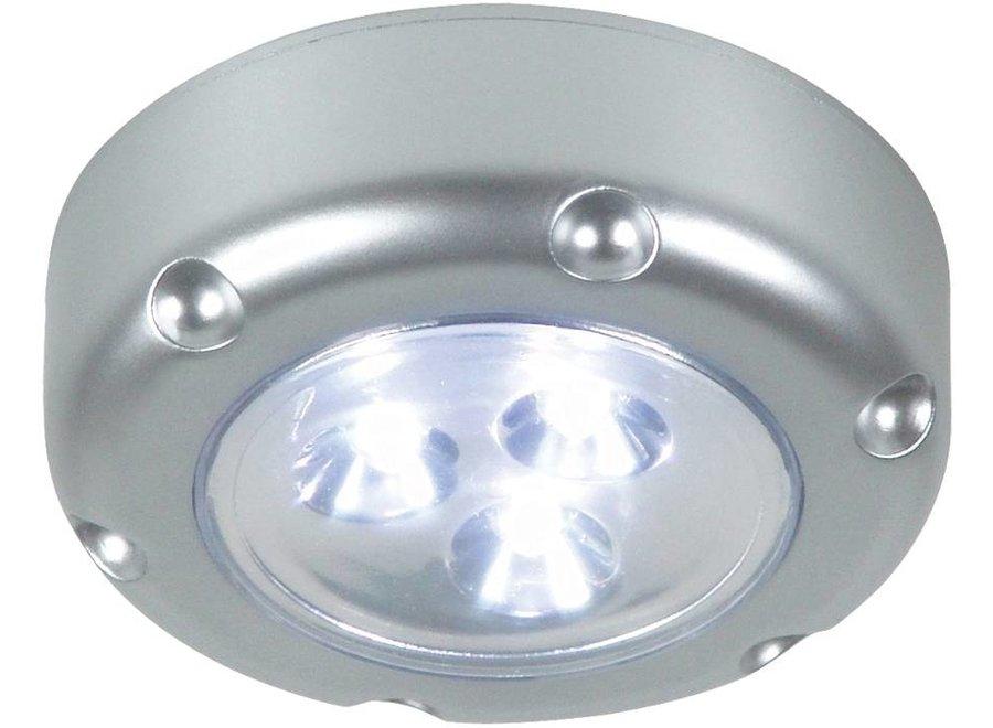Ranex Florenz Mini Silver LED Druklamp