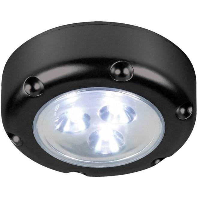 Ranex Florenz Mini Black LED Druklamp