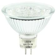 HQ HQ GU5.3 Cool White LED'S MR16 3x 1 W