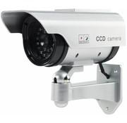 Konig Konig CCTV Dummy Solar Camera in Buitenbehuizing met IR LED