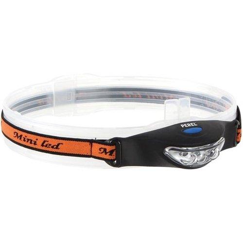 Perel Perel Zeer Heldere White 3 LED's Hoofdlamp