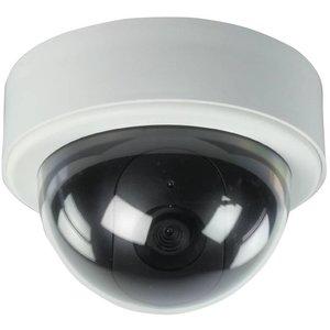 Konig König CCTV Dummy Mini Dome Camera met IR LED
