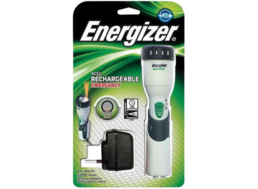 Energizer Oplaadbare Noodgevallen LED Zaklamp + Batterijen