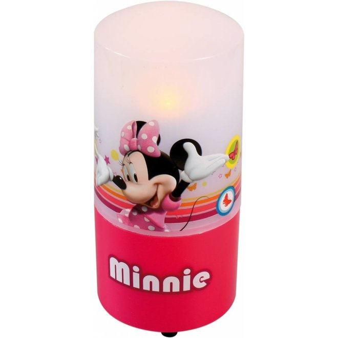 Disney Minnie Mouse LED Nachtlamp