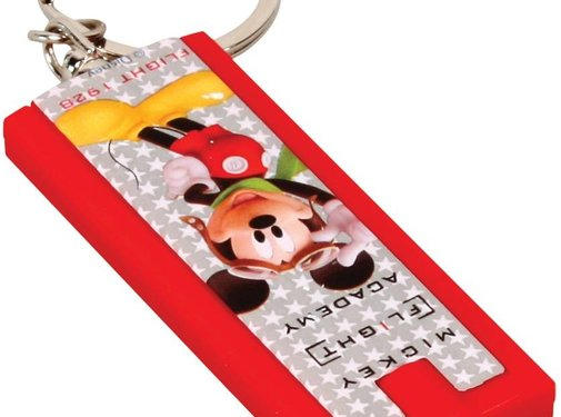 Disney Disney Zeer Felle Mini Mickey Mouse Zaklamp