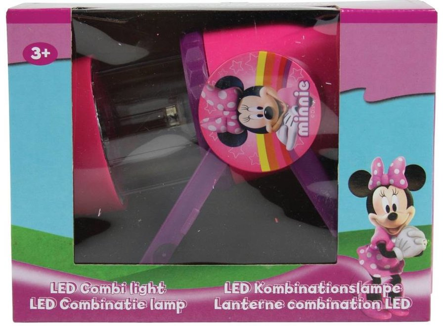Disney Minnie Mouse LED Combinatielamp