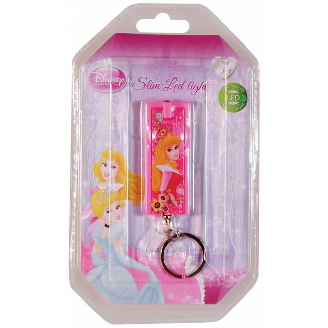 Disney Zeer Felle Mini Princess Zaklamp