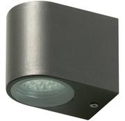 Ranex Ranex LED RVS Buiten Muurlamp Bastia Grey