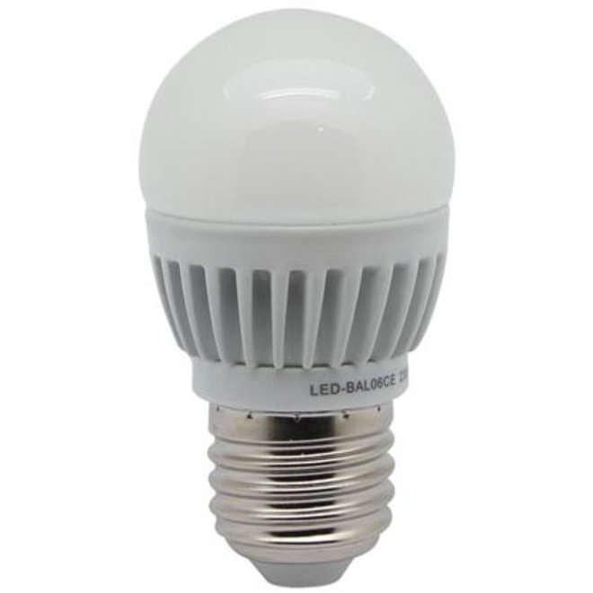 Vellight E27 LED Kogel Lamp 3.5W Cool White 230V