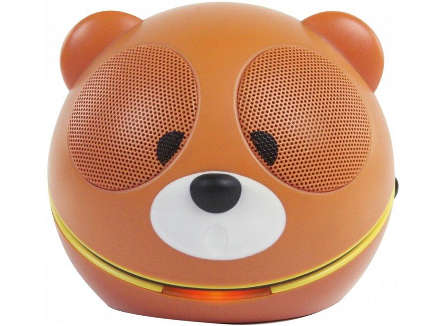 BasicXL Draagbare Teddybeer Speaker