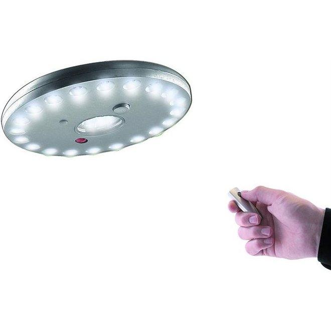 ProPlus Campinglamp 23 LED's White met Afstandsbediening