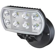 Brennenstuhl Brennestuhl 8W 8 LED's Muurlamp IP55 Aluminium