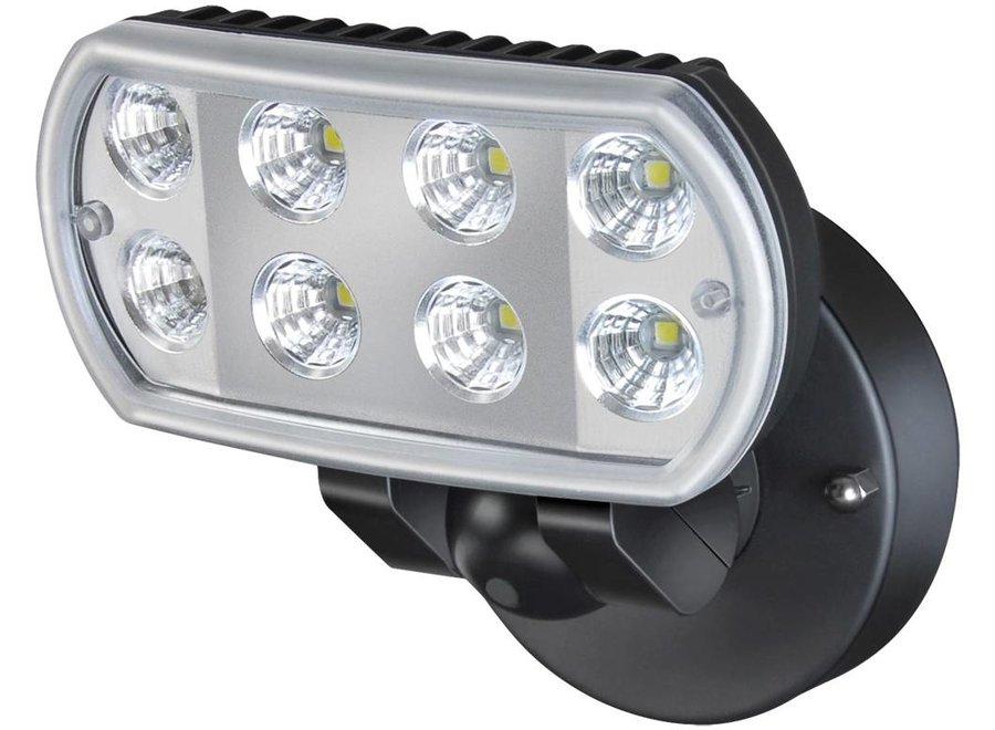 Brennestuhl 8W 8 LED's Muurlamp IP55 Aluminium