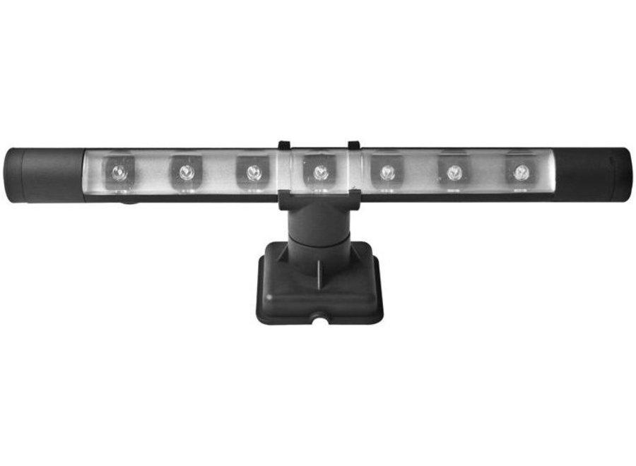 ProPlus Multifunctionele 7 LED's Lamp Black