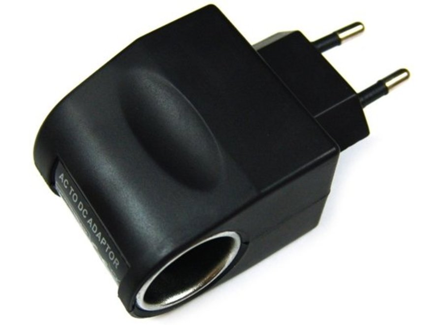Thuis-Auto Adapter 220V naar 12V (AC  DC Omvormer)