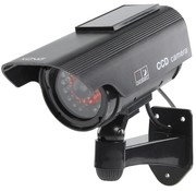 Konig König CCTV Professional Dummy Solar Dome Camera met Actieve IR LED's