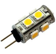 G4 9 x 5050 SMD LED Warm White 12V Chip