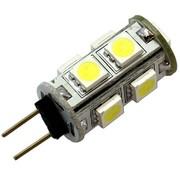 G4 9 x 5050 SMD LED Cool White 12V Chip
